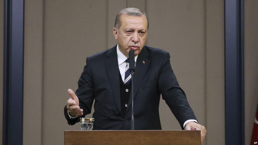 Erdogan plans new attack on northern Syria