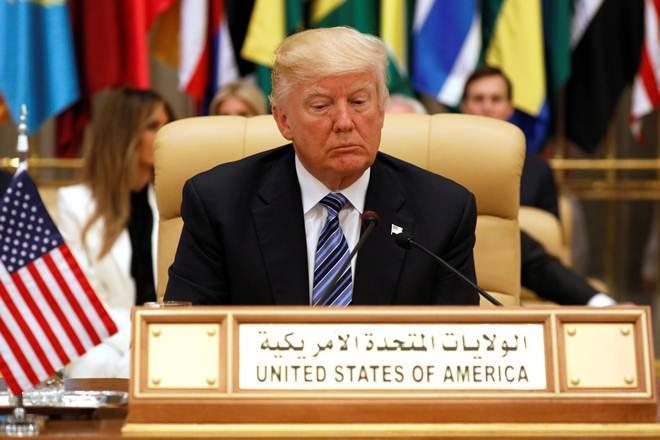 Trump calls for international isolation of Iran