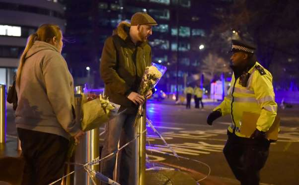 Five dead, around 40 injured in UK parliament