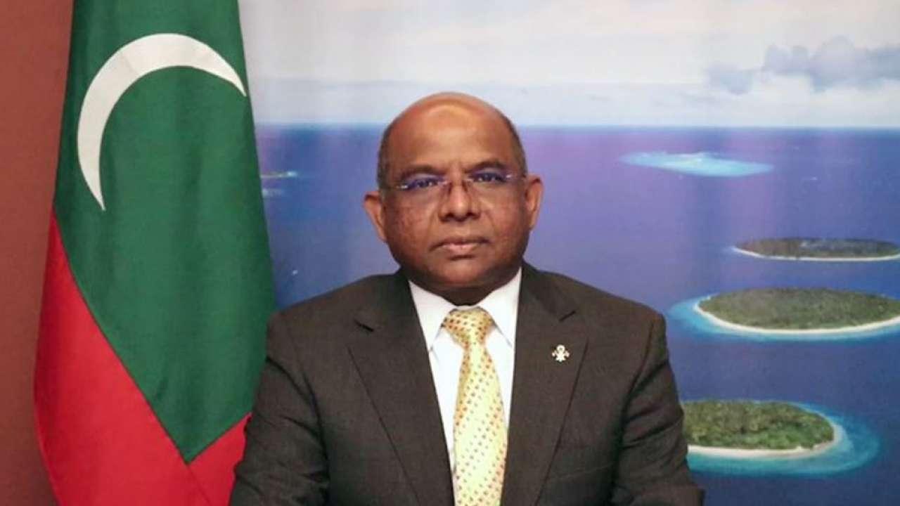 maldivesfmabdullashahidelectedaspresidentof76thsessionofungeneralassembly