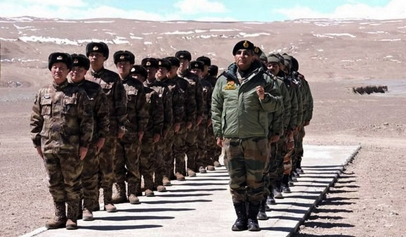 India, China commanders meet today on de-escalation