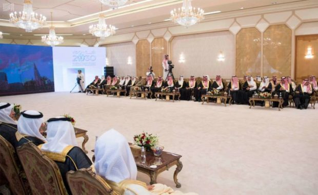 Saudi King: Citizens are Welcome to Give Remarks