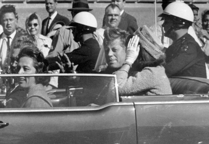 US releases thousands of secret John F. Kennedy assassination files