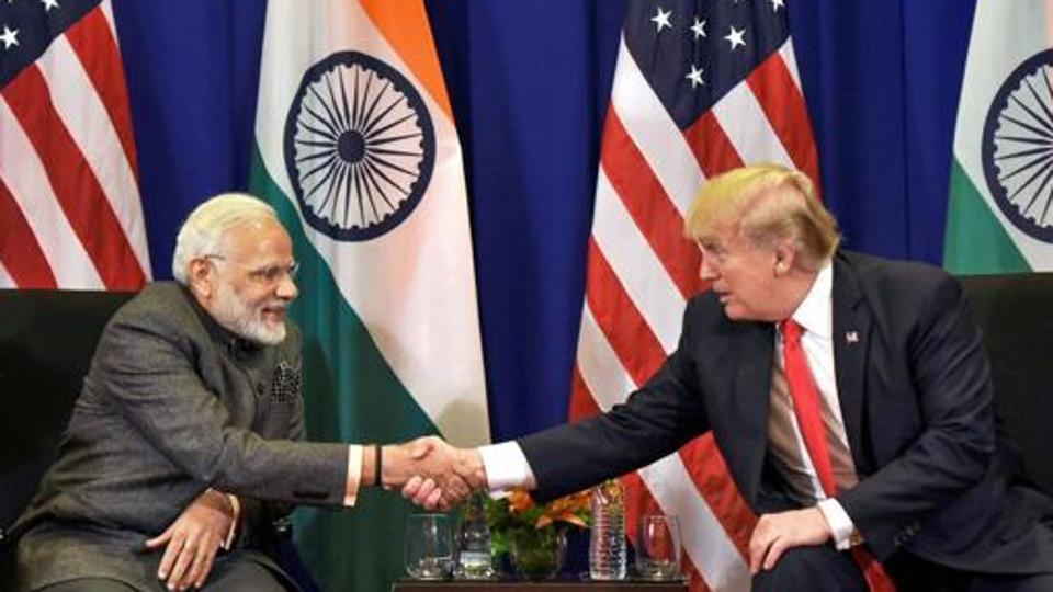 Trump to discuss Kashmir with PM Modi at G7 summit