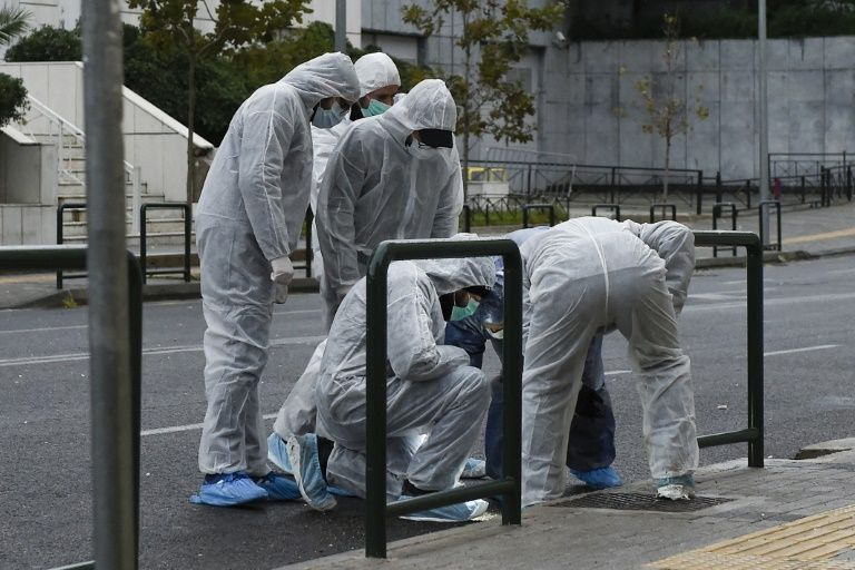 Bomb rocks Greek courthouse amid foreclosures row