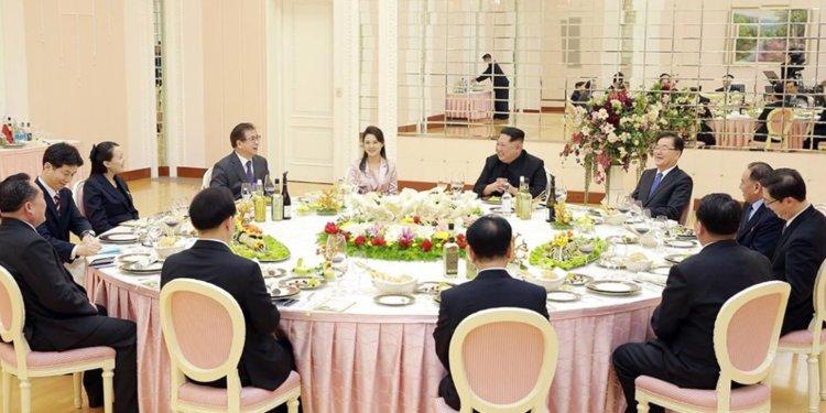 Kim Jong-un wants to write new history with South Korea