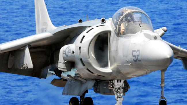 US fighter jet plunges into sea off Okinawa, Japan