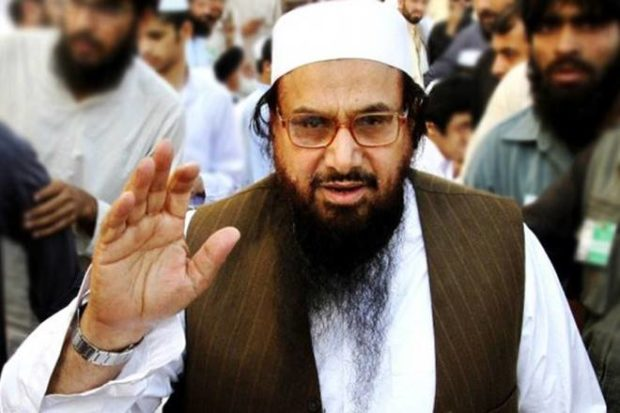 Suspension of security aid to Pak has no link to Hafiz Saeed
