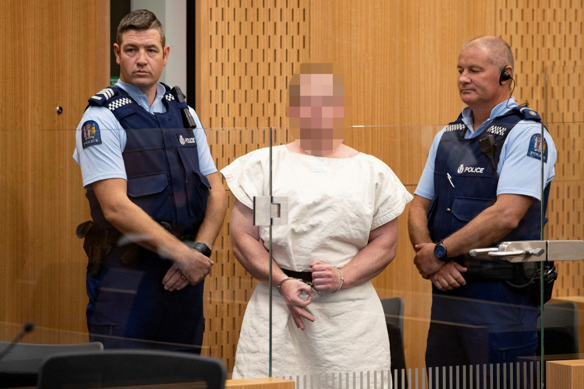 New Zealand shooting: mosque massacre suspect appears in court