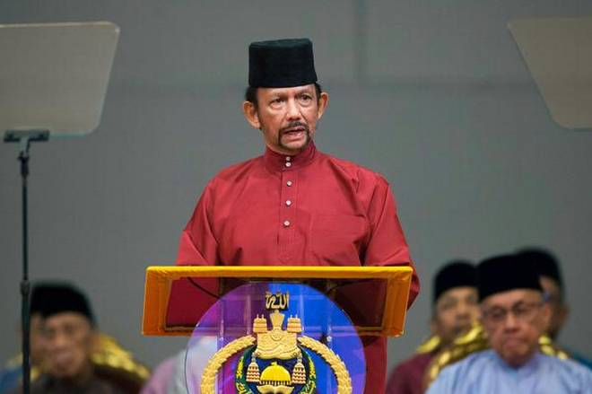 Brunei introduces sharia laws; makes adultery punishable