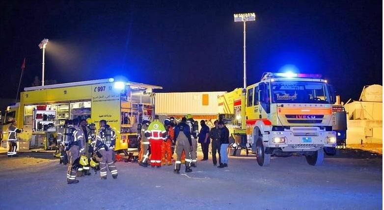 1 killed, 93 evacuated as gas leaks into Sharjah accommodation