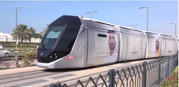 Why pictures of Dubai Ruler are on public transport