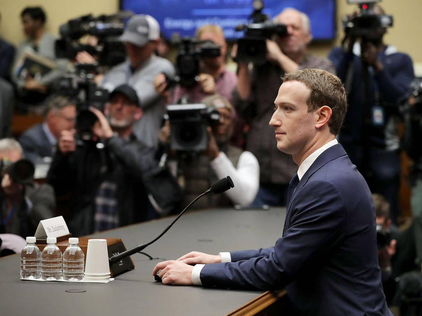Mark Zuckerberg to face public grilling at European Parliament after rejecting Commons invitation