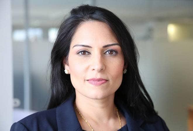 Indian origin Priti Patel appointed as Britain