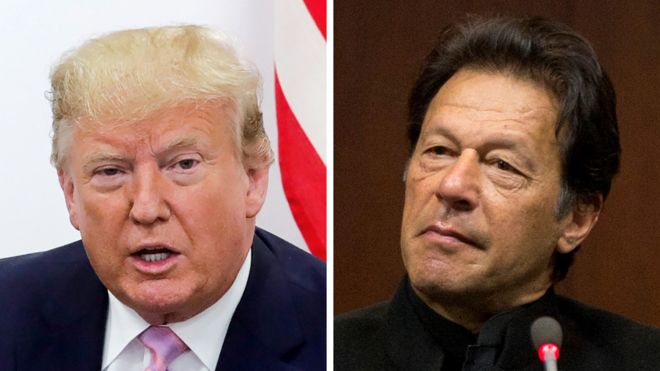 Pakistan PM Imran Khan and US President Trump to hold meeting today