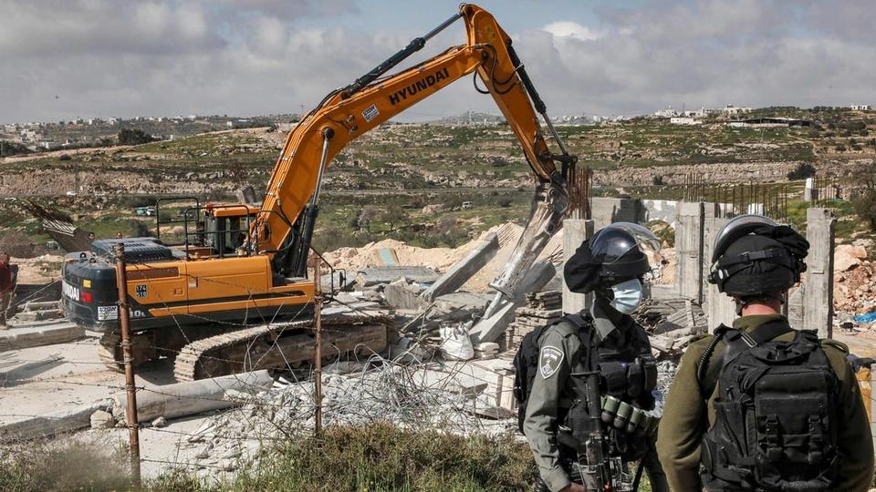 israelagaindemolishespalestinianvillage
