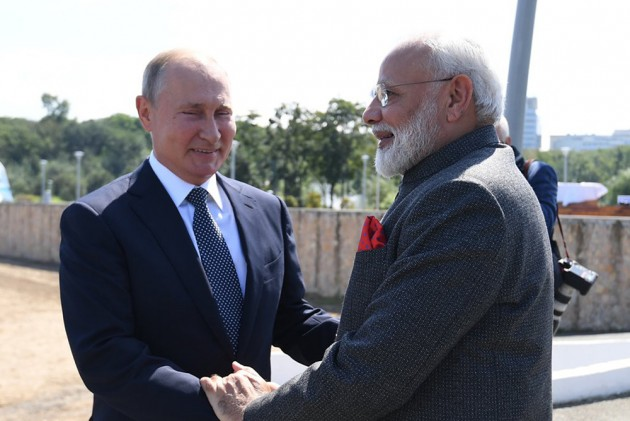 'Matter of great respect': Modi on being invited to economic forum