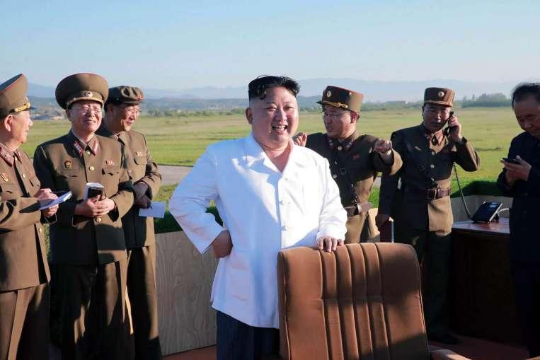 N Korea : Kim Jong says ICBM an independence day gift to Americans