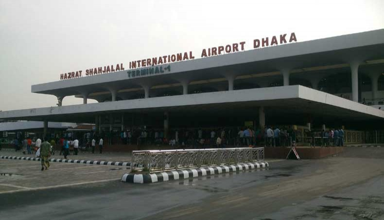 Dhaka international airport hit by power cut