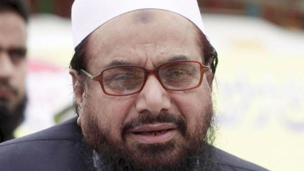 Pakistan books 26/11 attack mastermind Hafiz Saeed for terror financing