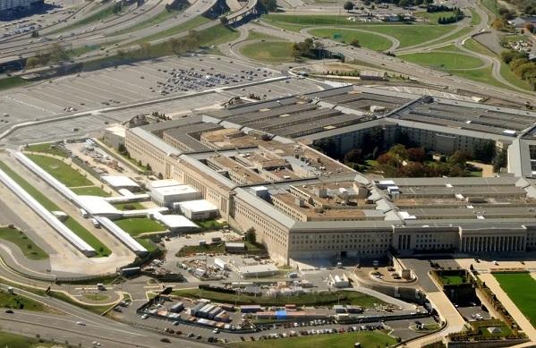 The Pentagon Building On Lockdown After Gunshots Fired Near Metro: US