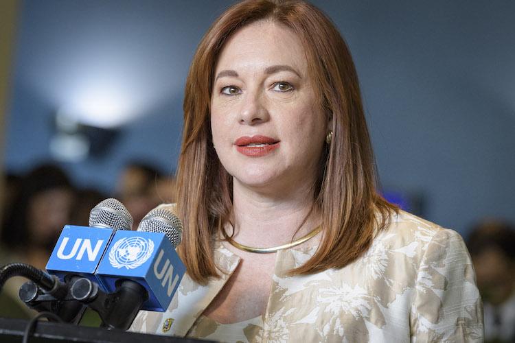 UN President Maria Fernanda Espinosa to visit Pakistan next week