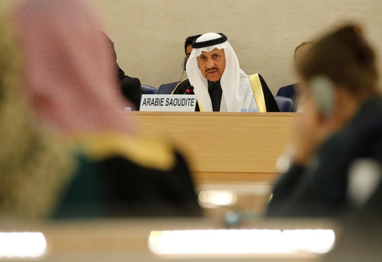 Saudi Arabia tells UN rights body that will prosecute Jamal Khashoggi murders
