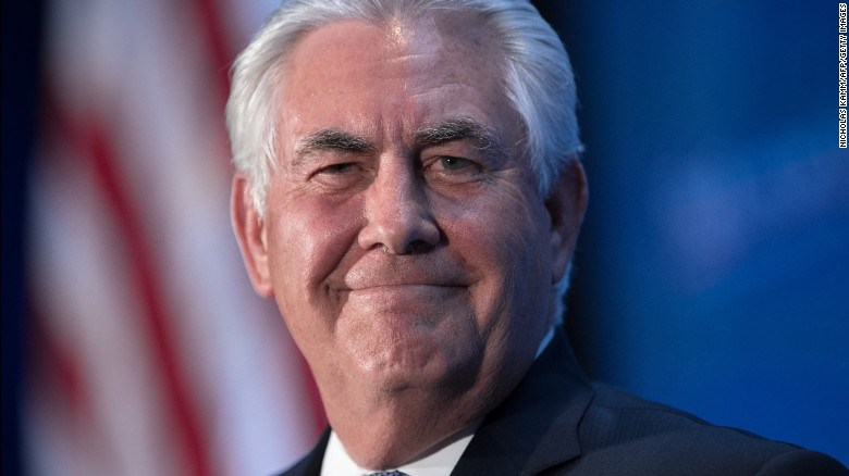 Rex Tillerson heads to Pakistan, Islamabad wary of deepening US-India ties