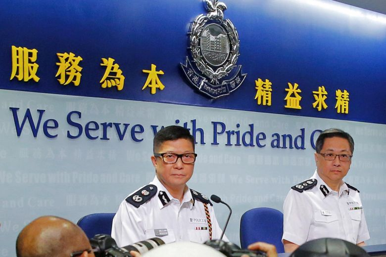 China appoints Chris Tang Ping-Keung as new police chief in Hong Kong