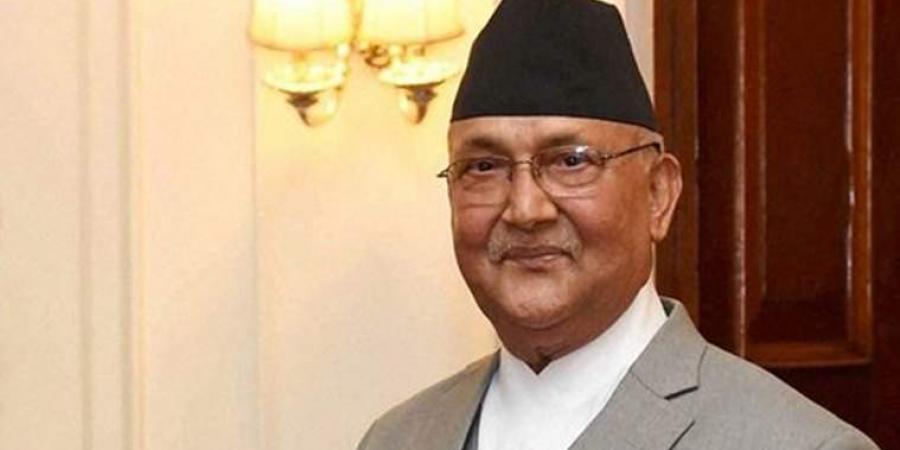 Nepal Prime Minister KP Sharma Oli takes India made vaccine Covishield