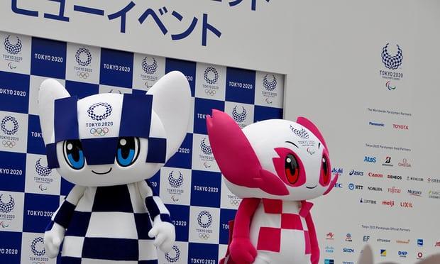 Miraitowa and Someity: Tokyo 2020 Olympics mascots revealed