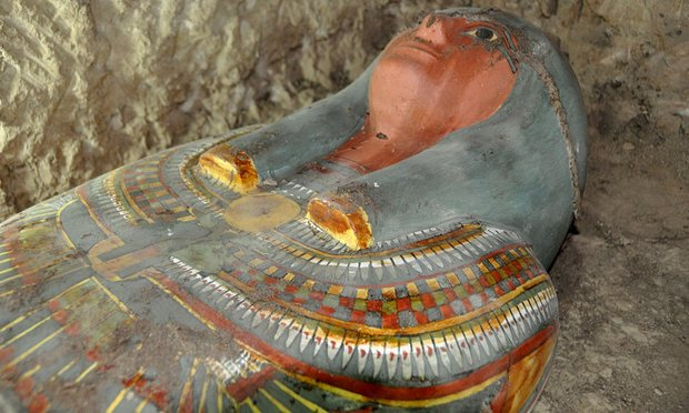 Ancient Egyptian mummy discovered