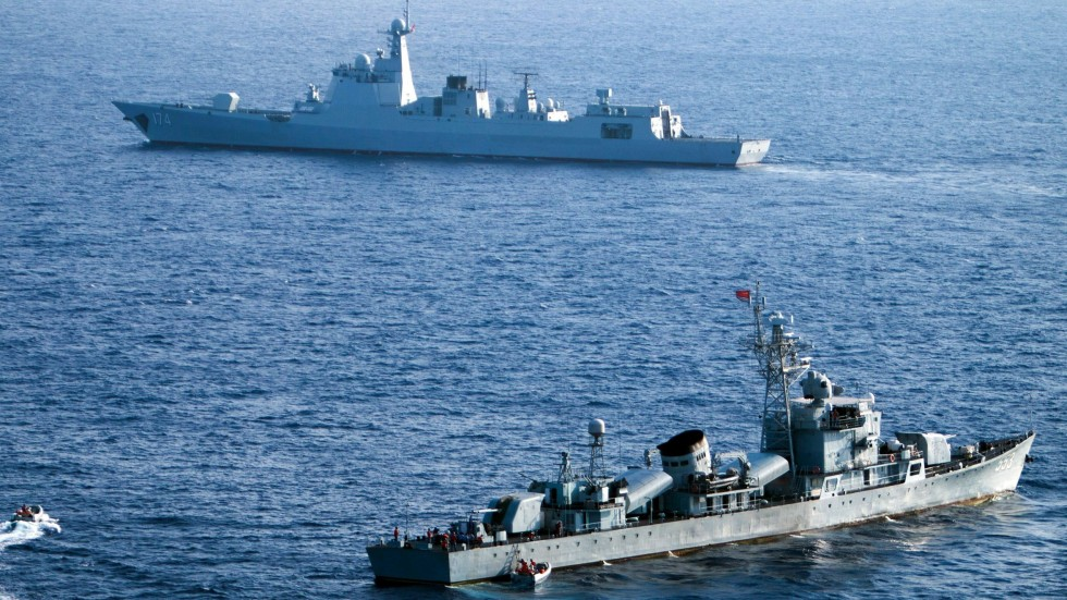 China and ASEAN to hold joint naval exercises