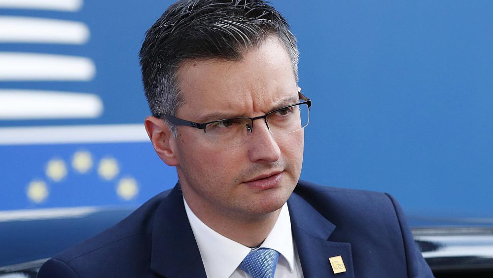 Slovenian Prime Minister Marjan Sarec resigns