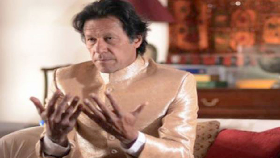 PTI chief Imran Khan ties the knot for the third time