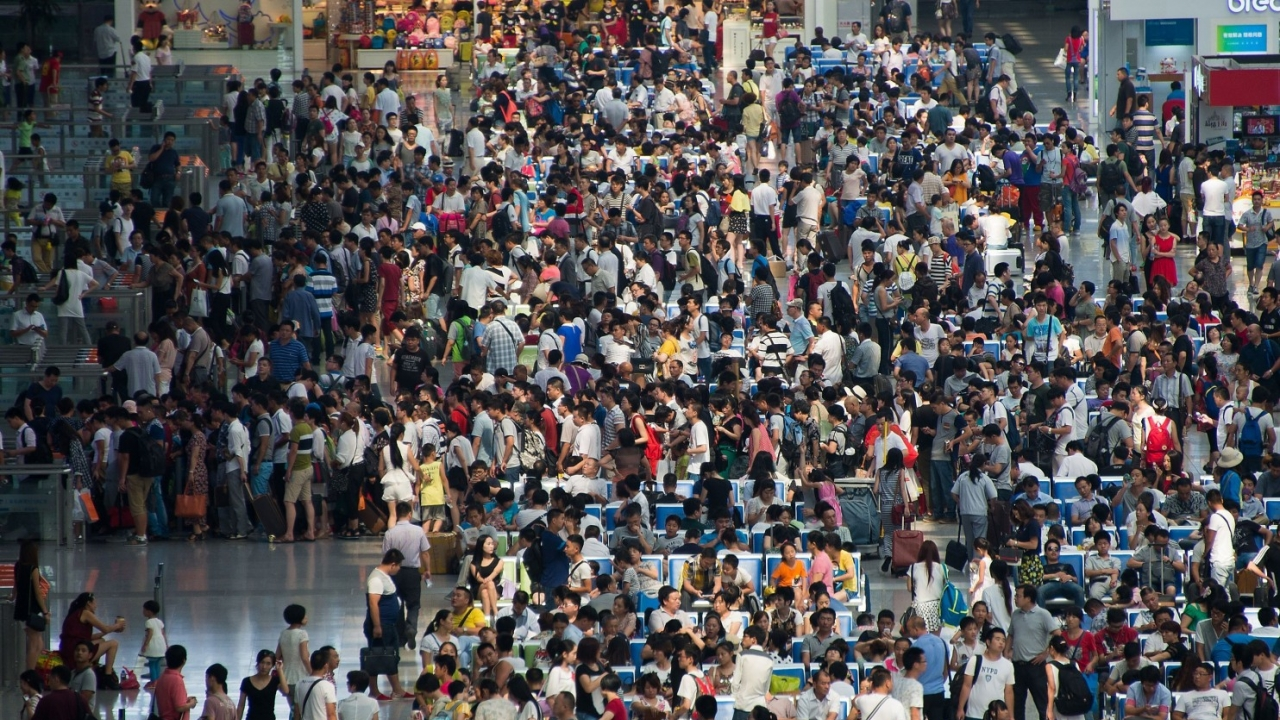 Heavy rains in China: Over 9,000 air passengers stranded at airport
