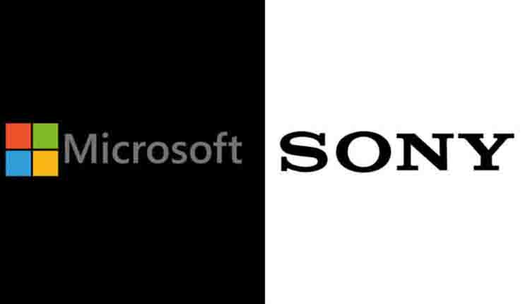 Sony, Microsoft team up on cloud based gaming