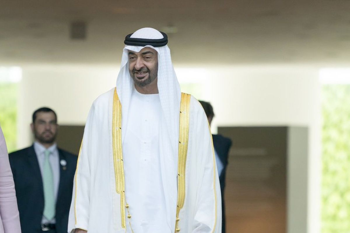 Sheikh Mohamed bin Zayed Al Nahyan to visit China next week