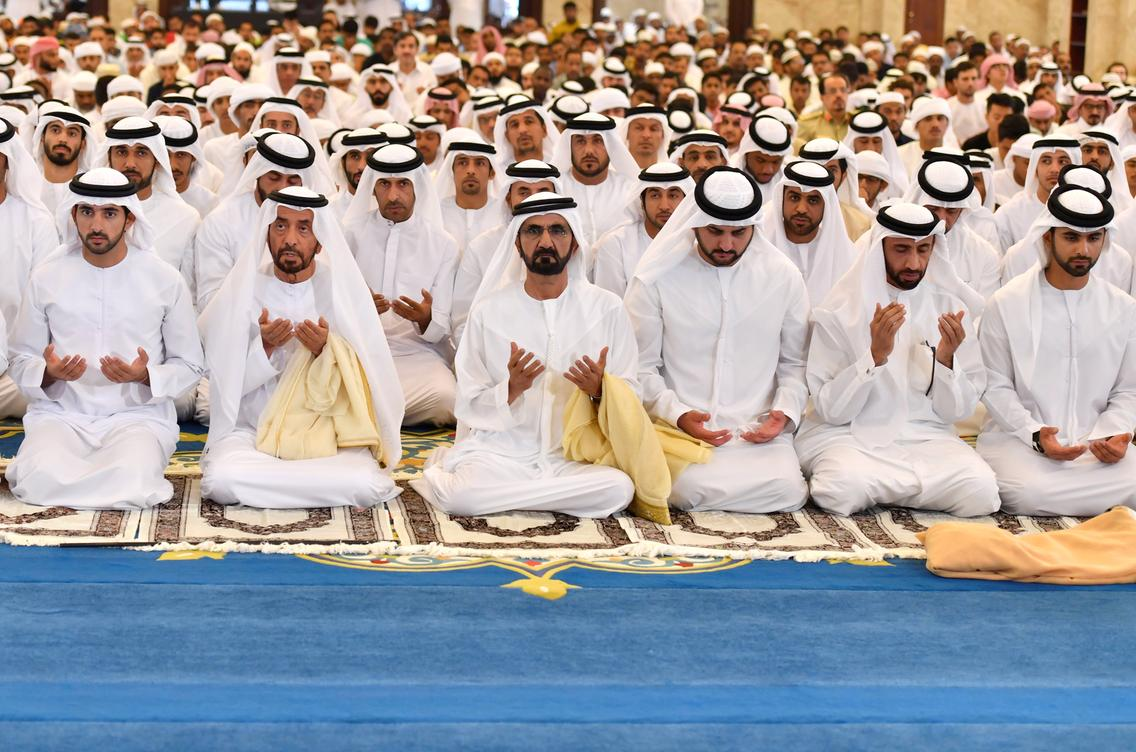 Sheikh Mohammed to perform Eid prayer at Zabeel Mosque