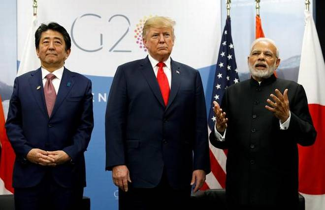 Trump to meet Modi, Xi on sidelines of G-20 summit in Japan