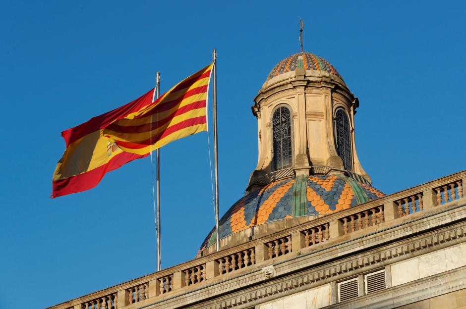 Spain enforces direct rule on Catalonia, work resumes normally