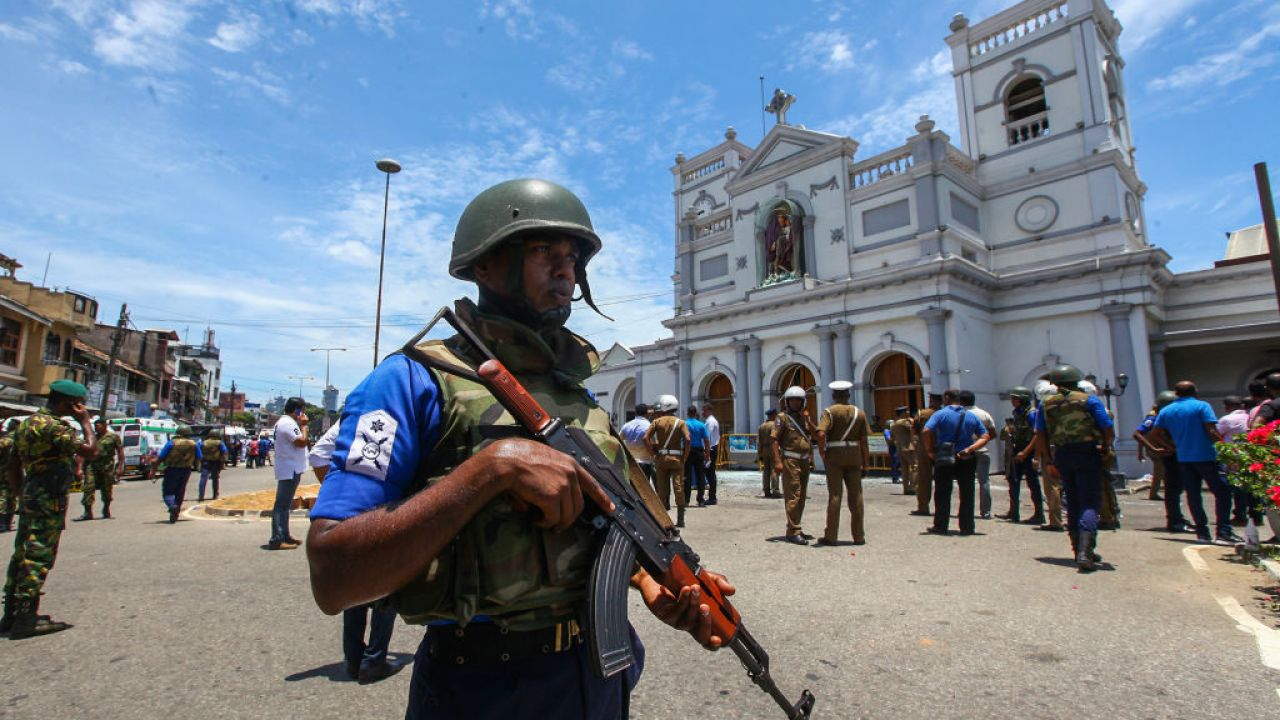 ISIS claims responsibility for Sri Lanka bombings, Colombo on high alert