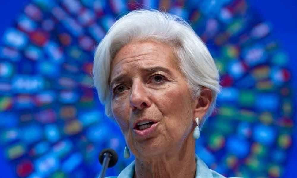 US-China tensions threat to world economy: IMF chief Christine Lagarde