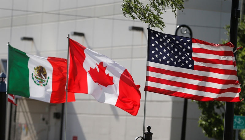 US reaches deal with Canada, Mexico to lift tariffs on steel and aluminium