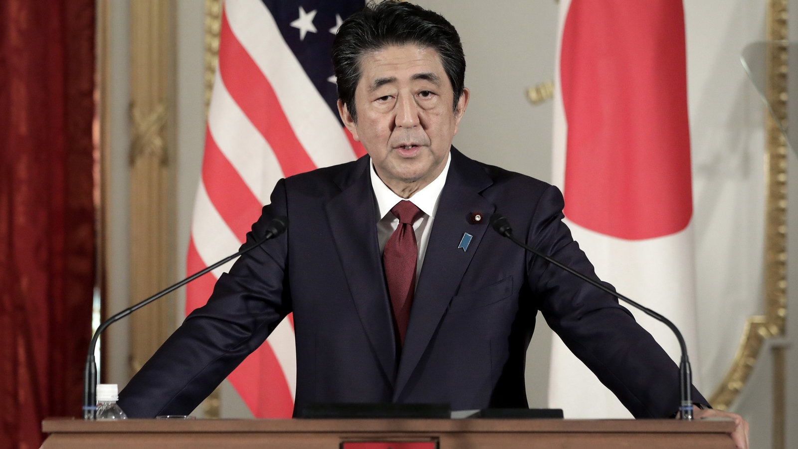 Japan PM Abe to meet Iranian President Hassan Rouhani in New York