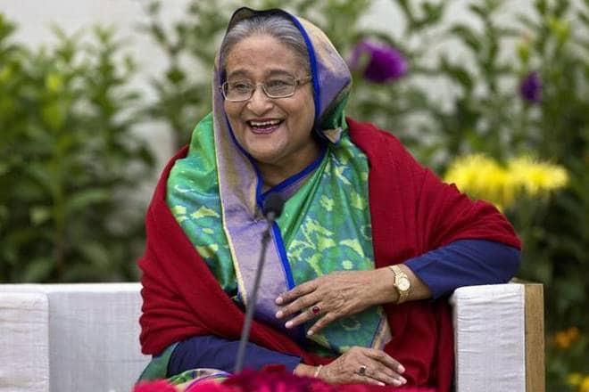 Sheikh Hasina to take oath as PM of Bangladesh today