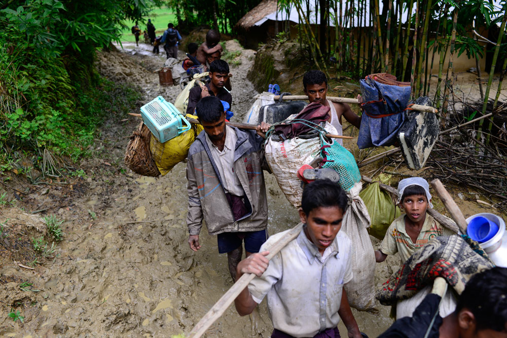 UN warns Bangladesh of new crisis over Rohingya relocation plan