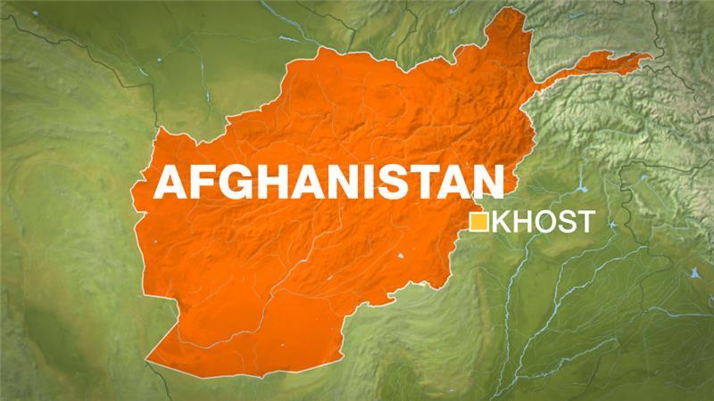 Afghanistan: Suicide car bombing rocks Khost city