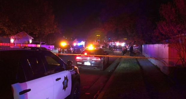 Several people killed in shooting in California