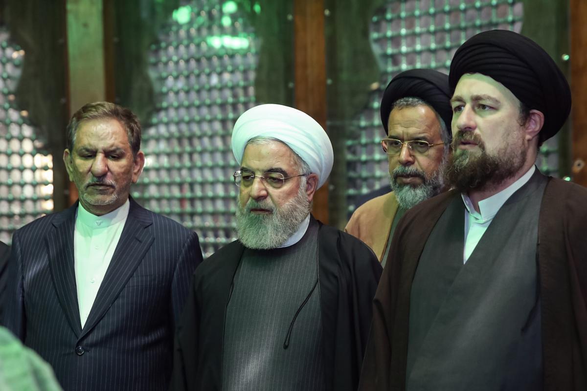 iransrouhanisaysislamicrevolutionunbearableforus